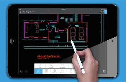 3d modeling mobile app for ios