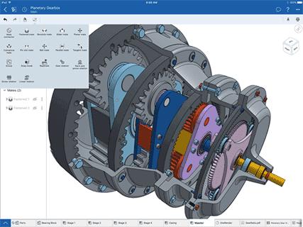 3D design app for ios
