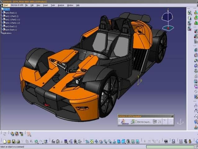 Catia for 3d modleing software 2020