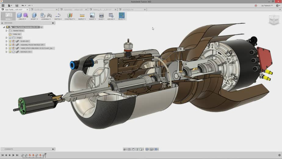 Fusion 360 for 3D modeling