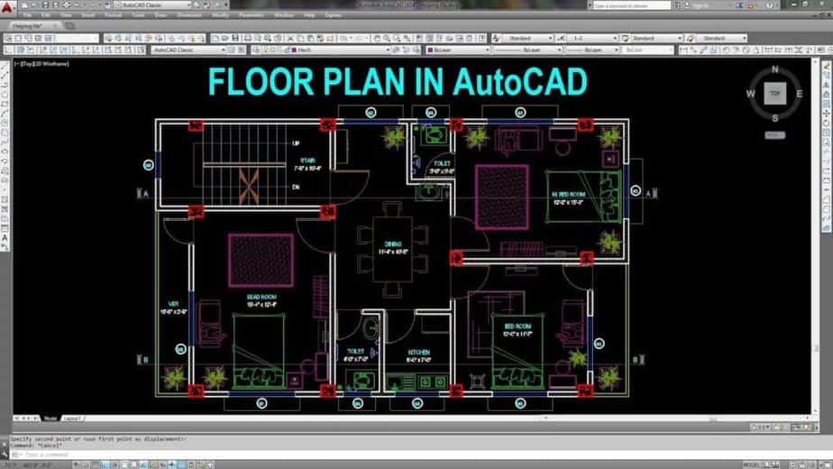 AutoCAD for 3D modeling architecture
