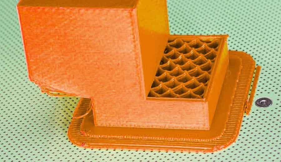 3D print layer shifting