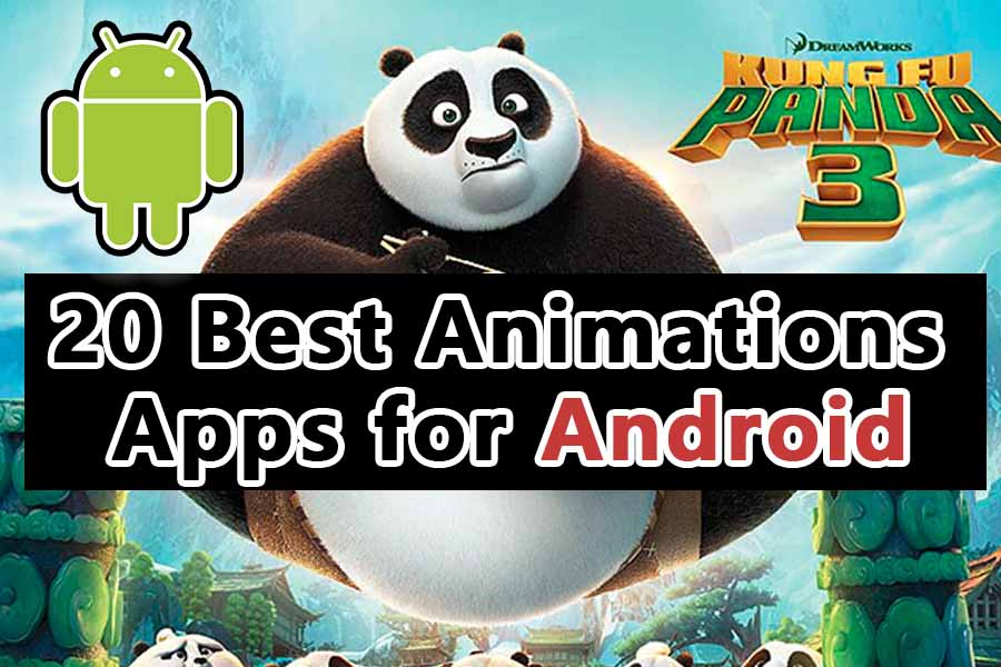 Animation apps for Android